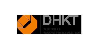 Logo DHKT - Deutscher Handwerkskammertag