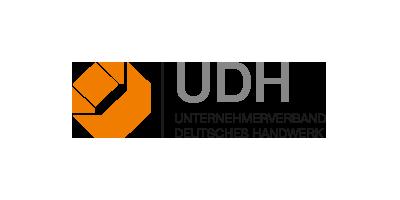 Logo UDH - Unternehmerverband Deutsches Handwerk