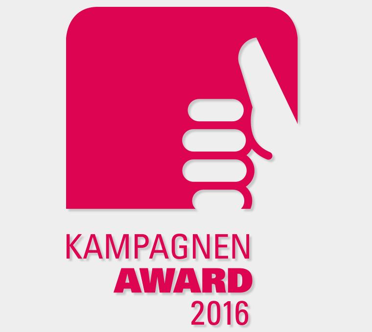 Kampagnen Award 2016