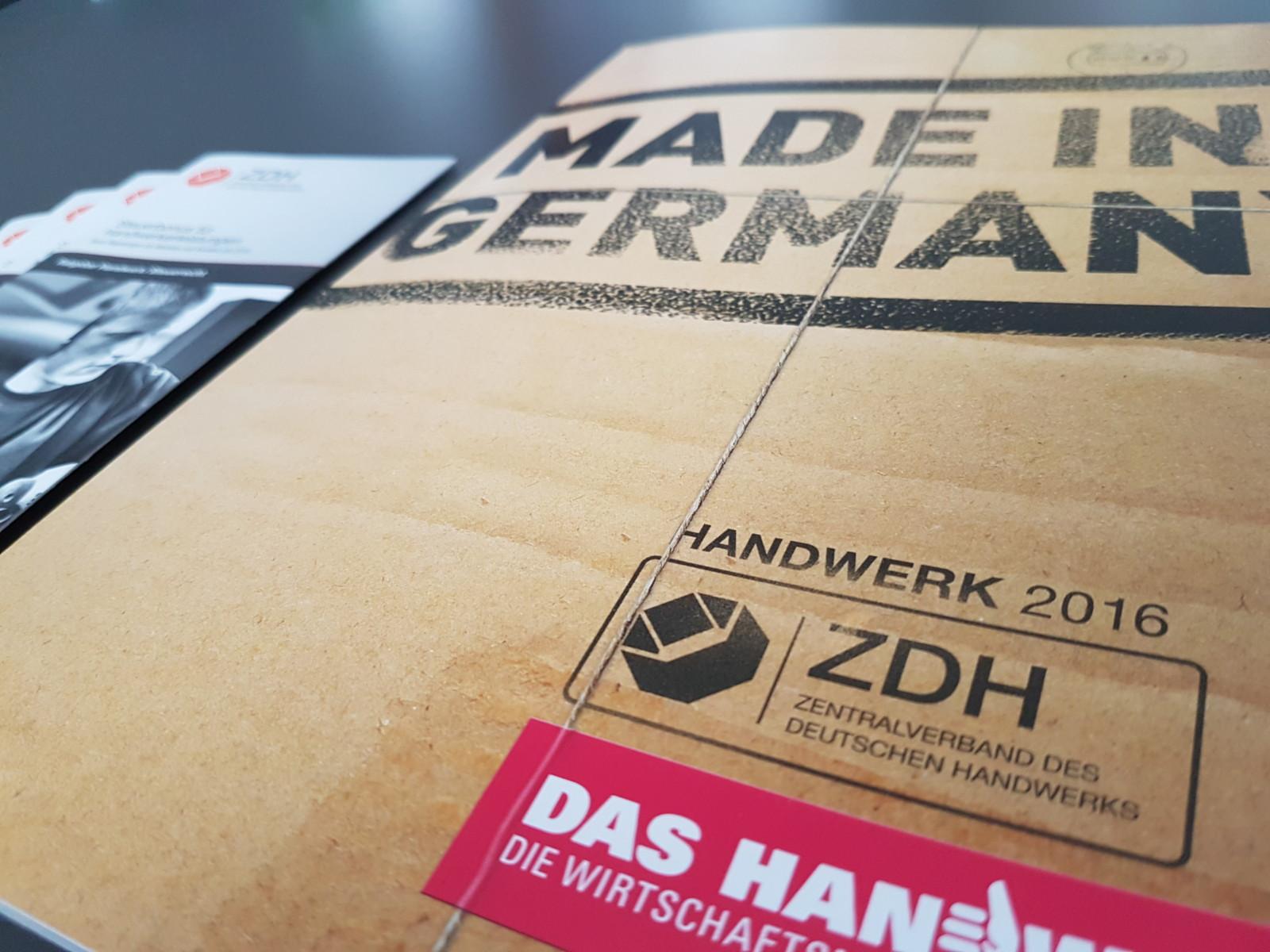 Made in Germany - Handwerk - ZDH